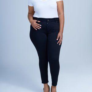 Seven7 Tummyless Mid Rise Skinny Jeans NWT